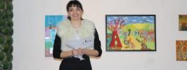 Art Lipa razstavlja na Gradu Sevnica